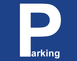 Parking at Great Malvern Hotel